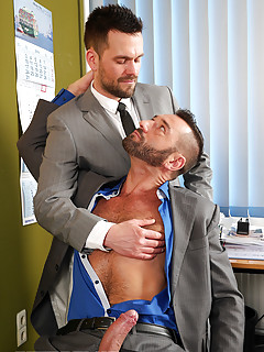 Gay Office Pics